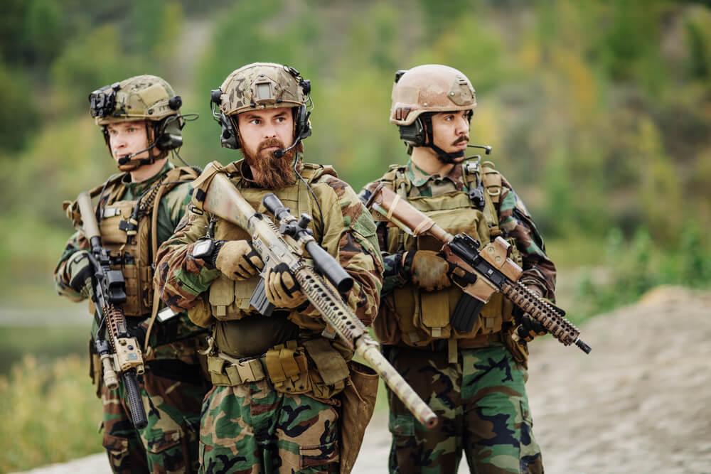 Армия США — ВикиВоины