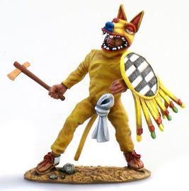 Aztec Coyote Defending with Axe.jpg