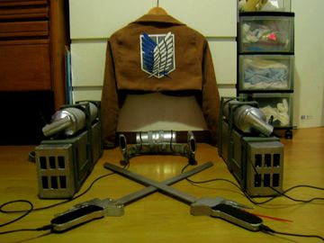 Aot snk cosplay 3dmg jacket finished by lisaff-d6evpot.jpg