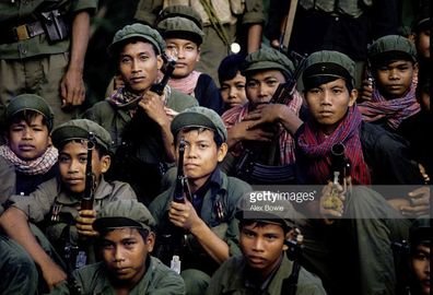 Pol-pot-and-margaret-thatcher-khmer-rouge-murderers-peter-alan-lloyd-BACK-novel-american-backpackers-abducted-in-cambodia-jungle-khmer-rouge-child-soldiers-7.jpg