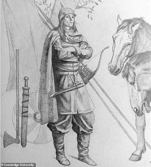 Birka female Viking warrior.jpg